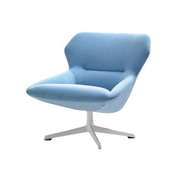 Gingko Lounge Mid Back | Sillones lounge | Davis Furniture
