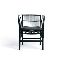 Uragano Santa Cecilia | Restaurant chairs | De Padova