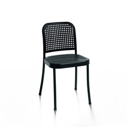 Silver | Restaurant chairs | De Padova