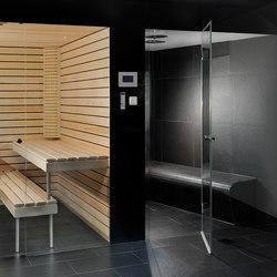 Dampfbad | Steam rooms | Küng Sauna + Spa