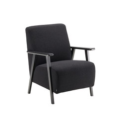 IKI | easy chair | Sillones lounge | Isku