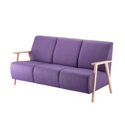 IKI |sofa | Canapés d'attente | Isku