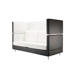 Inkoo Pro High | 2½ person sofa | Sofás | Isku