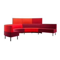 Kaari | modular sofa | Loungesofas | Isku