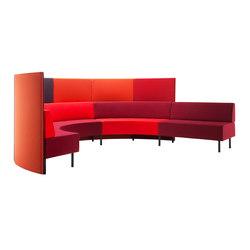Kaari | modular sofa | Canapés d'attente | Isku