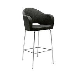 Agatha 384 | Bar stools | Metalmobil