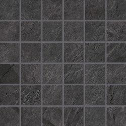 Stonework ardesia nera mosaico | Keramik Fliesen | Ceramiche Supergres