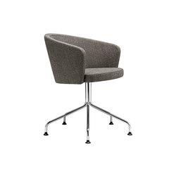 Kicca 021-5P | Besucherstühle | Metalmobil