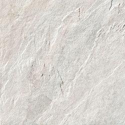 Stonework quarzite bianca 30x60 | Ceramic tiles | Ceramiche Supergres