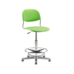 Mac | work chair, high | Chaises d'école | Isku
