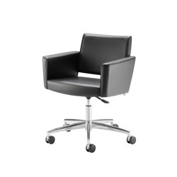 Metro | cross base | Task chairs | Isku