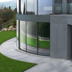 Sliding window-curved | Sistemas de ventanas | air-lux