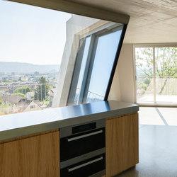 Sliding window-slanted | Window types | air-lux