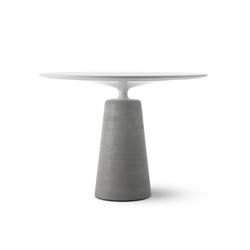 Rock Table | Dining tables | MDF Italia