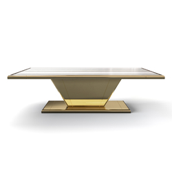 MIRAGE D'OR Dining table | Dining tables | GIOPAGANI