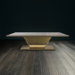 Chat Noir – MIRAGE D'OR Dining table | Mesas comedor | GIOPAGANI