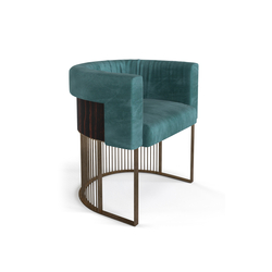 BONHEUR CHARMANT Chair | Single chair | Chaises | GIOPAGANI