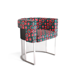 BONHEUR Chair | Single chair | Sillas | GIOPAGANI