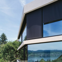 air-lux 173 accessory - sunlight protection | Roller blinds | air-lux