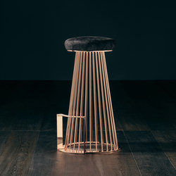 Chat Noir – RENDEZ-VOUS Stool | Counter stools | GIOPAGANI