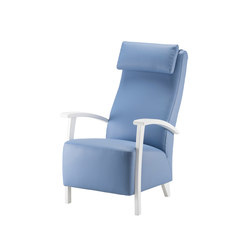 Ritz | easy chair | Sillones lounge | Isku