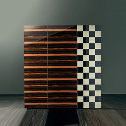 Esprit Noir – ESSENCE High Cabinet | Sideboards | GIOPAGANI