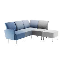 Salsa | modular sofa | Canapés d'attente | Isku