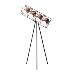 Action Floor Lamp | Standleuchten | ADS360
