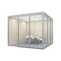 Human Space Cube | Office systems | Bosse