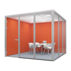 Bosse Human Space Cube | Sistemas de oficina | Bosse Design