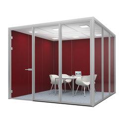 Bosse Human Space Cube | Systèmes de bureau | Bosse Design