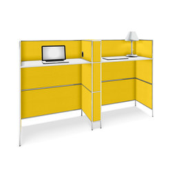 Bosse Micro workstation | Office systems | Bosse Design