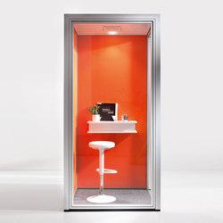 Telefon Cube | Systèmes architecturaux | Bosse