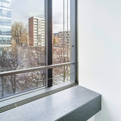 air-lux sliding windows | Window systems | air-lux