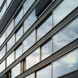 air-lux complete facades cladding - high rise | Fassadensysteme | air-lux