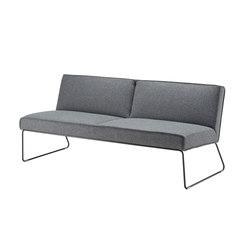 Tere | sofa | Canapés d'attente | Isku