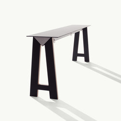 Link 506 | Tables mange-debout | Metalmobil