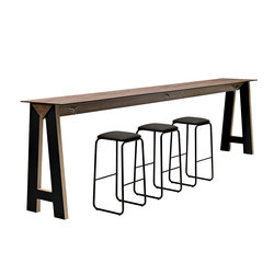 Link 507 | Standing tables | Metalmobil