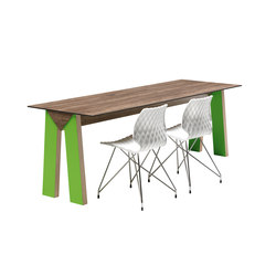 Low Link 508 | Tables de restaurant | Metalmobil