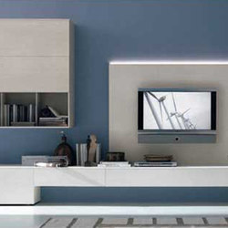Cloud Entertainment Unit | Wall storage systems | Cliff Young