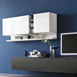 Float Entertainment Unit | Wall storage systems | Cliff Young