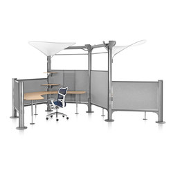 Resolve | Office Pods | Herman Miller