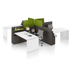 Metaform Portfolio | Desks | Herman Miller