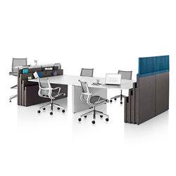 Metaform Portfolio | Desking systems | Herman Miller
