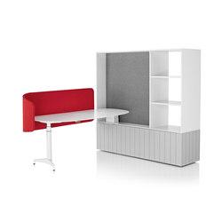 Locale | Individual desks | Herman Miller