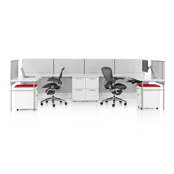 Ethospace | Desks | Herman Miller