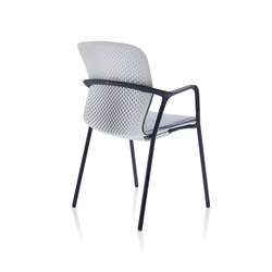 Keyn Chair Group | Visitors chairs / Side chairs | Herman Miller