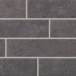 Story dark brick | Ceramic tiles | Ceramiche Supergres