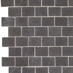 Story Dark Mosaico burattato | Floor tiles | Ceramiche Supergres
