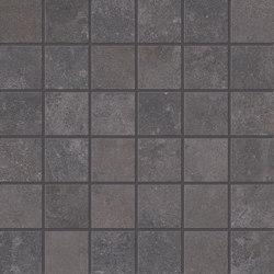 Story dark mosaico | Ceramic tiles | Ceramiche Supergres